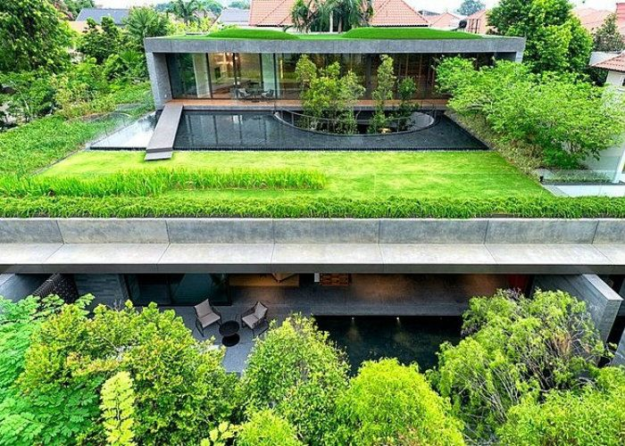 Rooftop gardens might seem like a development of modernity, but they actually date back to antiquity. From the famed ziggurats of Mesopotamia to the wondrous Hanging Gardens of Babylon, roof gardens have not only served to delight people, but also to grow food, provide flood control and insulate homes.