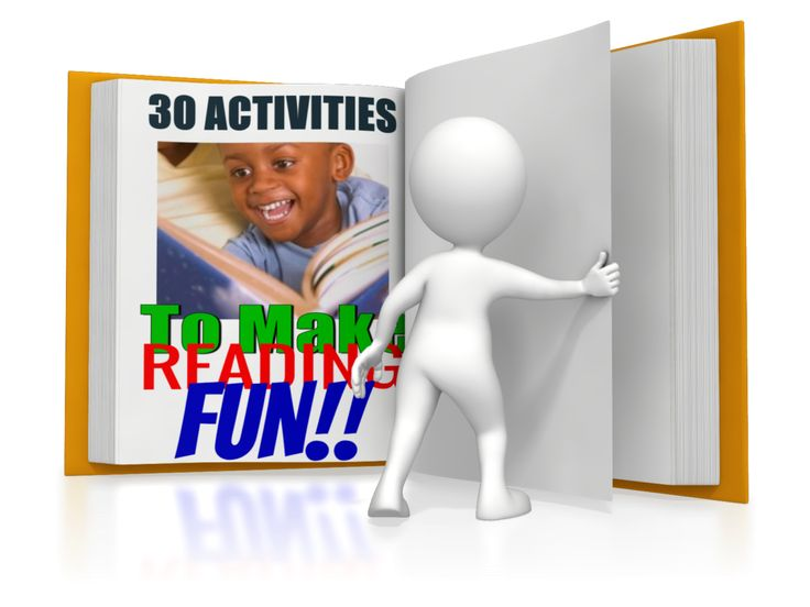 30 Days of Activities to Make Reading Fun and Boost Comprehension!!