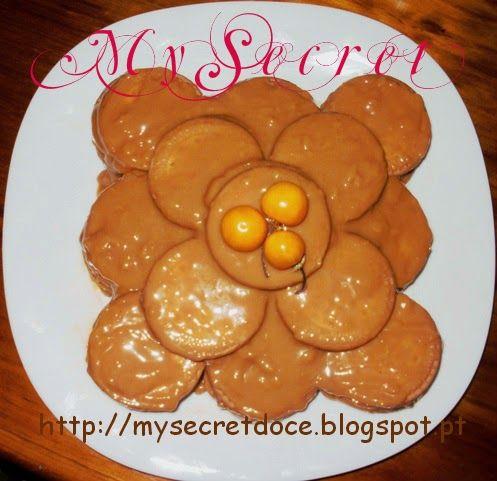 MySecret: Sobremesa rápida