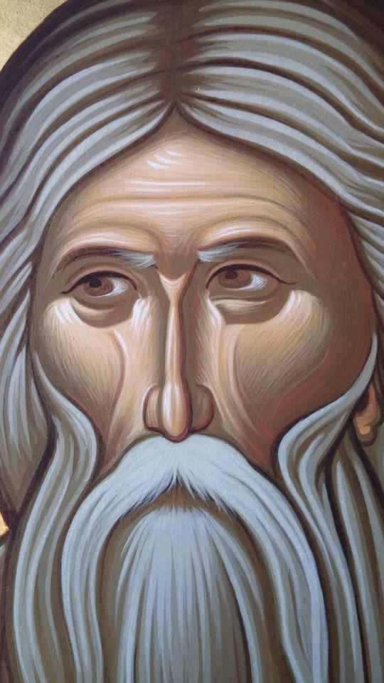 Righteous Melchizedek (detail) Efrem Carrasco