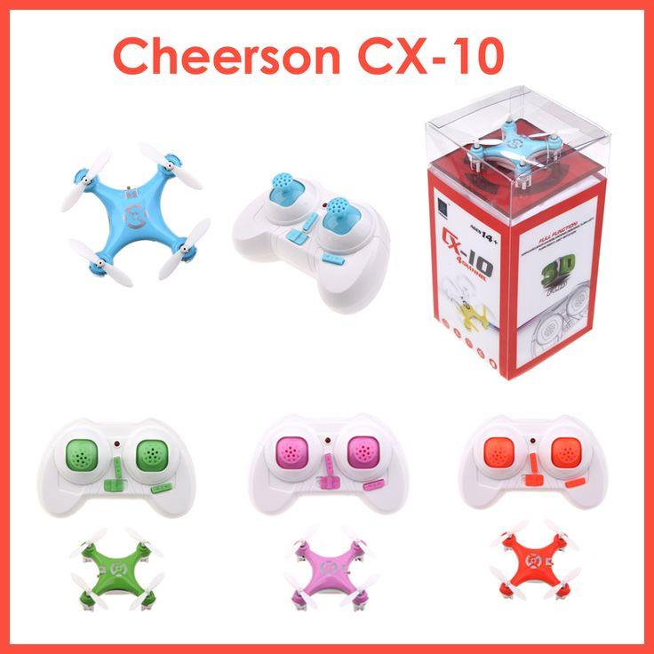 Cheerson CX-10 Mini Drone   Tag a friend who would love this!   FREE Shipping Worldwide   Get it here ---> https://zagasgadgets.com/original-cheerson-cx-10-cx10-mini-drone-2-4g-4ch-6-axis-led-rc-quadcopter-toy-helicoptero/
