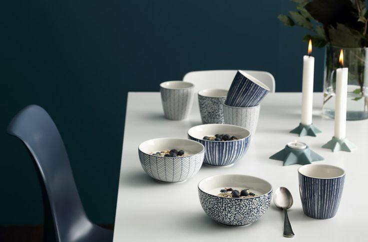 Porcelain blue www.aspegren.dk