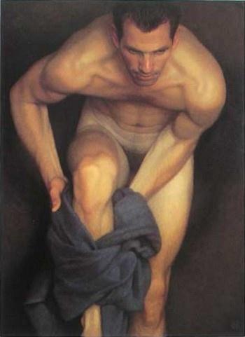 Len gifford erotic sculpture