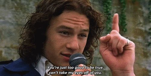 Grand romantic gestures in front of large numbers of people. | 19 Things That Seem Romantic In Films But Are Terrible In Real Life