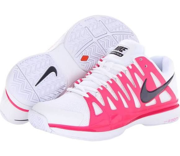 Nike Zoom Vapor 9 Tour Tennis Shoe Women's