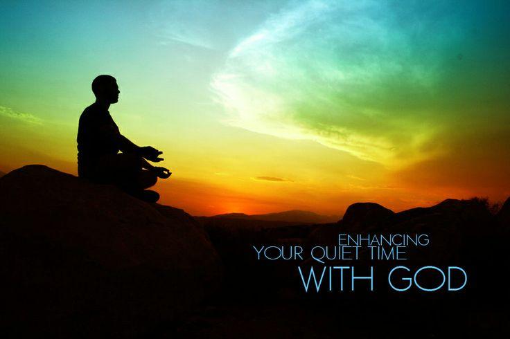 Meditation Christian Quotes. QuotesGram