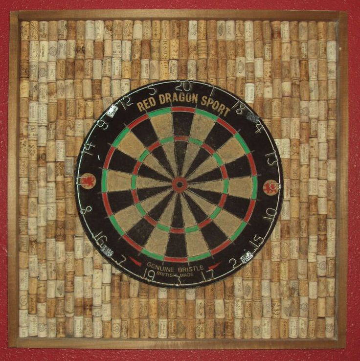 17 best images about darts on pinterest cork wall dart board and cabinets. Black Bedroom Furniture Sets. Home Design Ideas