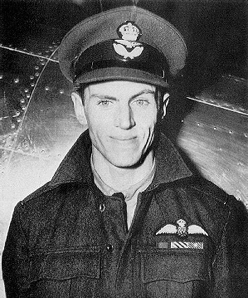 "01 May 42: RAF fighter pilot George Beurling gets his first of 31 kills in a sweep over Calais. Beurling, a Canadian, will go on to become Canada's most famous hero of WWII, distinguishing himself in the defense of Malta. Nicknamed the ""Falcon of Malta,"" he can best be described as having possessed superhuman abilities and a computer-like mind for mathematics. His record includes shooting down 27 enemy planes in 14 days and scoring one kill from a distance of 800 yards. #WWII #History"