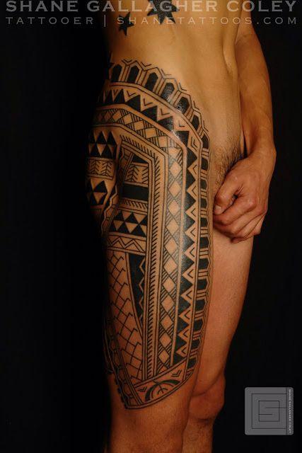 Traditional Maori Tattoos Leg: 1337 Best Images About TRIBAL TATTOOs (Filipino, Maori