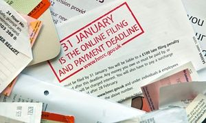 Tax officials have been told to ignore the filing deadline and cancel fines if a person lodging their return late gives an excuse.