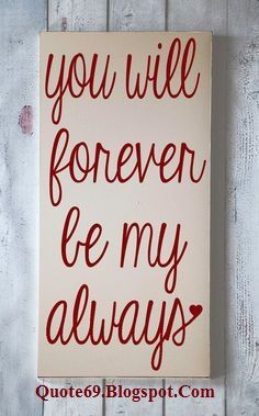 Quote69: Cute Love Forever quotes