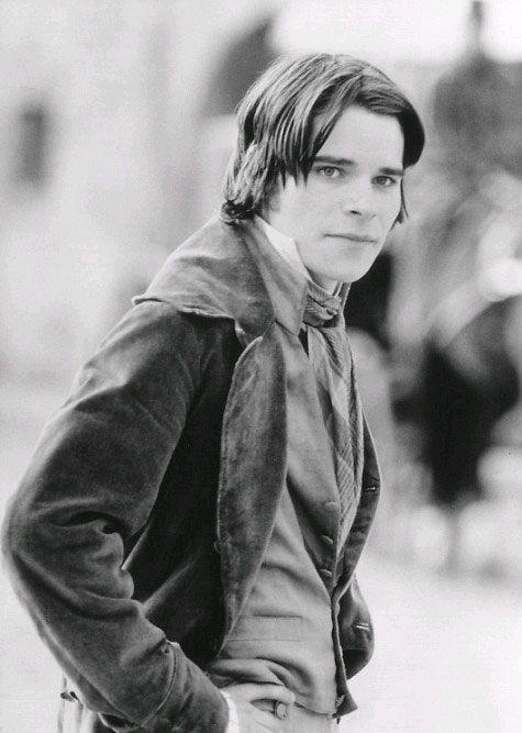 Hans Matheson  - Les Miserables (1998) the most wonderful Marius :)