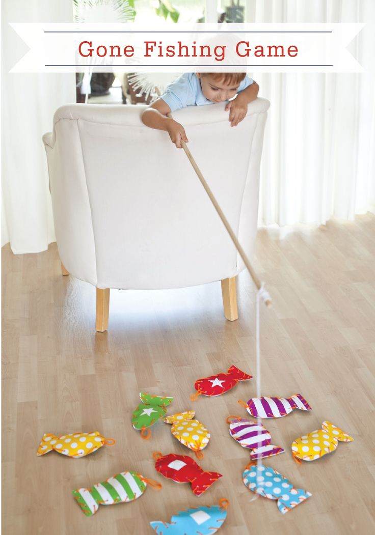 154 best family fun images on pinterest kids education for Gone fishing game