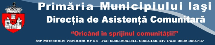 Directia de Asistenta Comunitara Iasi: Alocatii si Indemnizatii