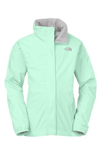 The North Face 'Resolve' Reflective Jacket (Little Girls Big Girls) available at #Nordstrom