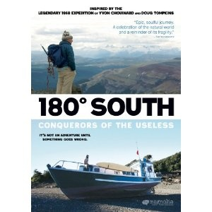180° SOUTH: CONQUERORS OF THE USELESS follows Jeff Johnson as he retracesthe epic 1968 journey of his heroes Yvon Chouinard and Doug Tompkins to Patagonia. Along the way he gets shipwrecked off Easter Island, surfs the longest wave of his life - and prepares himself for a rare ascent of Cerro Corcovado. Jeff's life takes a turn when he meets up in a rainy hut with Chouinard and Tompkins who, once driven purely by a love of climbing...#patagonia #chile #facts #stories #rumors #interesting…