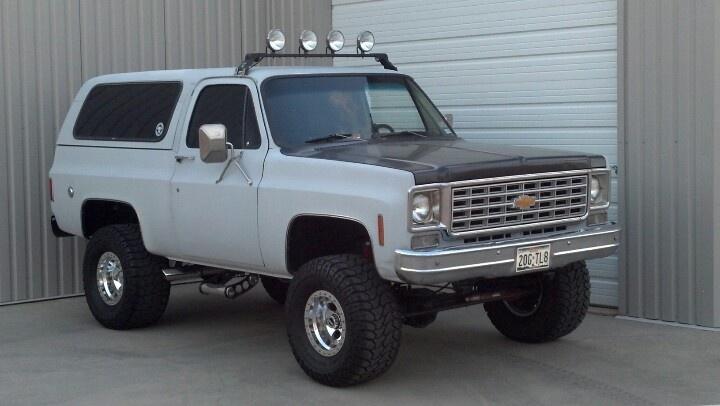 23 best Blazer images on Pinterest   4x4, Chevrolet trucks ...