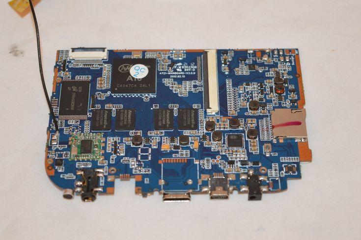 Codegen M71 W Anakart 2.El