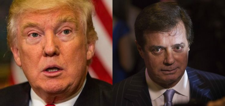 The Connecticut Bar Association is going after Trump's campaign manager. | Former Trump campaign manager Paul Manafort is facing a Connecticut bar investigation for acting as an unregistered agent in service of a foreign state