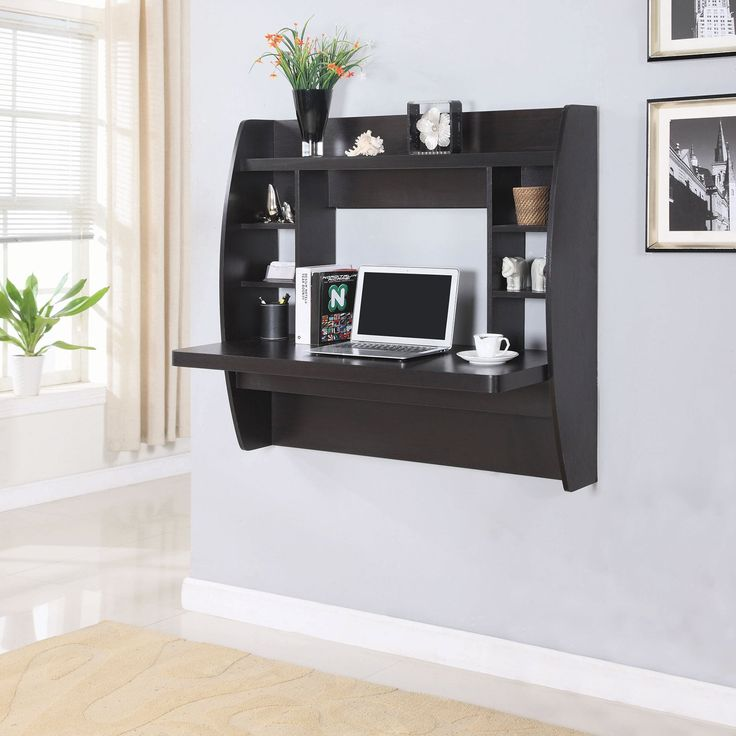 Coaster Furniture Hanging Desk | from hayneedle.com