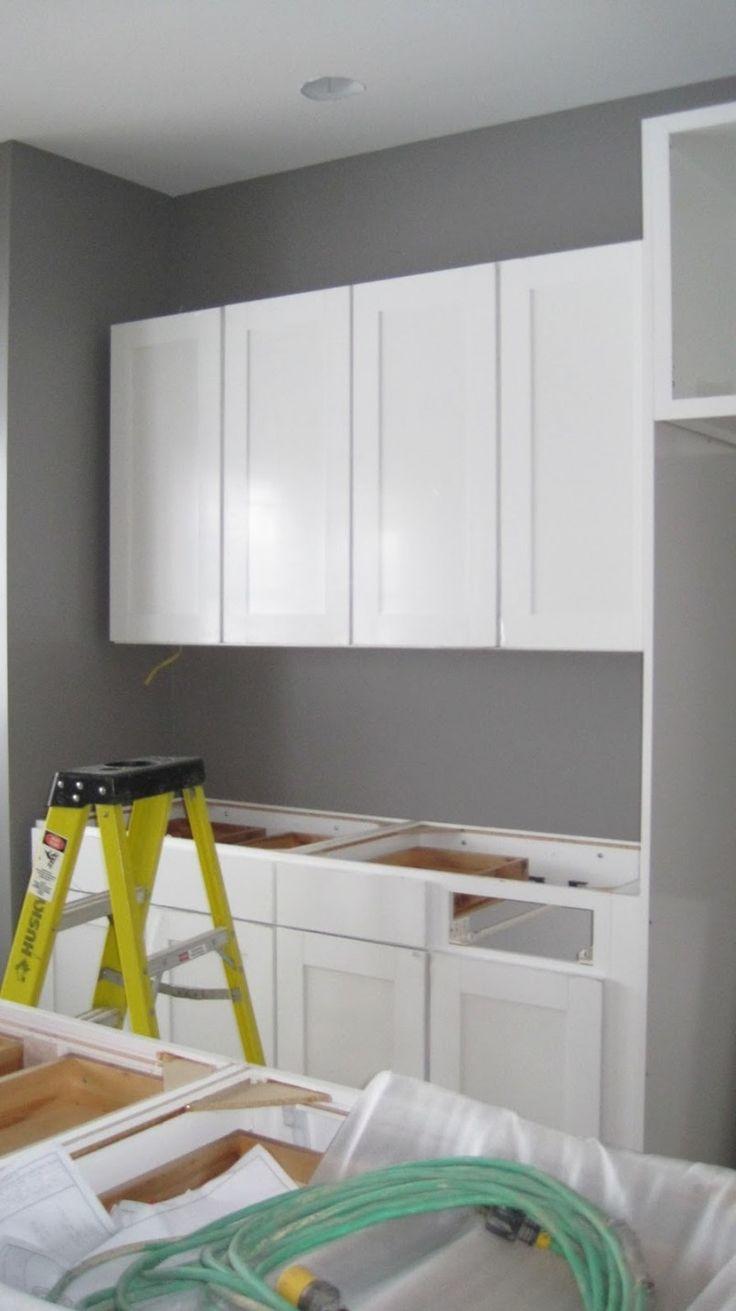 Al al alno kitchen cabinets chicago - Furniture Kitchen Design Gallery Grey And White Kitchen Almond Kitchen Cabinets 898x1600 Stimulating Grey And