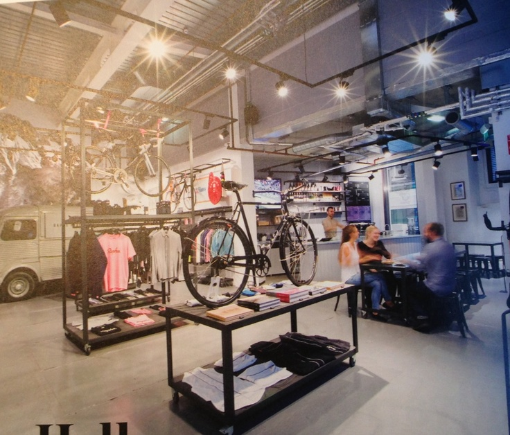 Rapha, London
