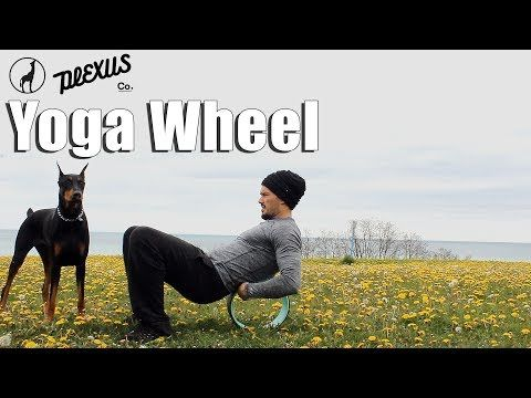 (1) Plexus Yoga Wheel for Thoracic Spine Mobility & Strength   Review - YouTube
