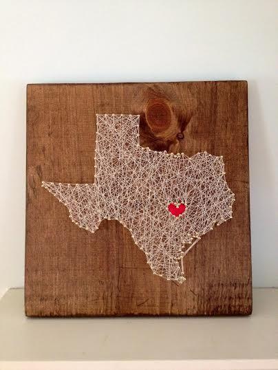 Best 25 Texas String Art Ideas On Pinterest String Art