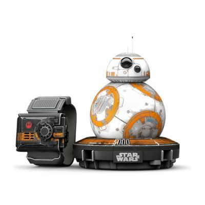 Sphero Special Edition Battle-Worn BB-8™ the App-Enabled Droid with Force Band…