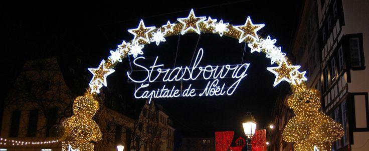 Il Mercatino di Natale di Strasburgo è il più antico della Francia, 500 anni di storia e porta ai nostri giorni lo spirito autentico dell'anima del Natale.