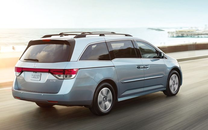 Exterior Photo of 2014 #Honda Odyssey