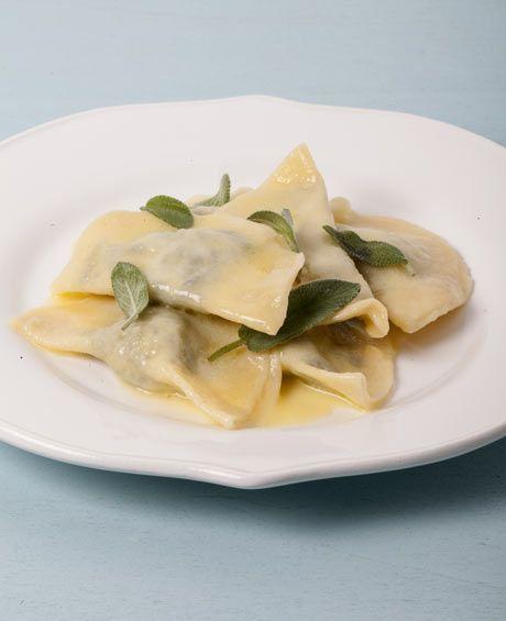 La Cucina Italiana - Speciale primi piatti: tortelloni ricotta e spinaci
