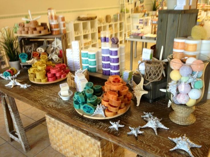 Embrace the nsc lifestyle of naples soap company in naples for Craft stores naples fl