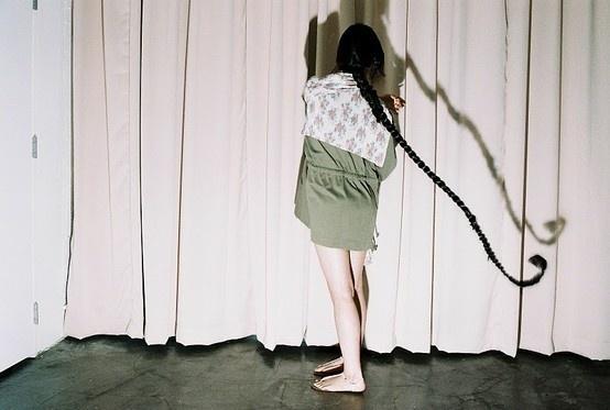 long long long hair thresakrl