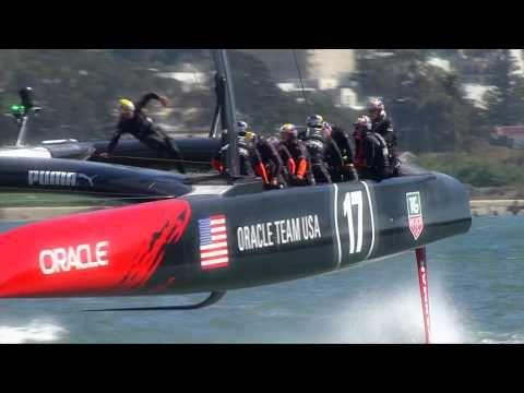 News: ORACLE TEAM USA one step closer