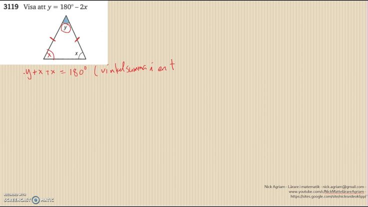 Matematik 5000 Ma 2a   Kapitel 3   Geometri   Geometri och bevis   3119