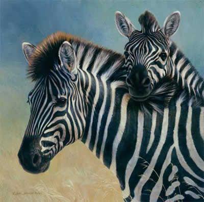 Joni Johnson Godsy -Zebras