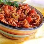 Photo de recette : Riz espagnol facile