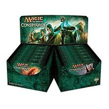 Magic The Gathering: Conspiracy Booster Box Factory Sealed