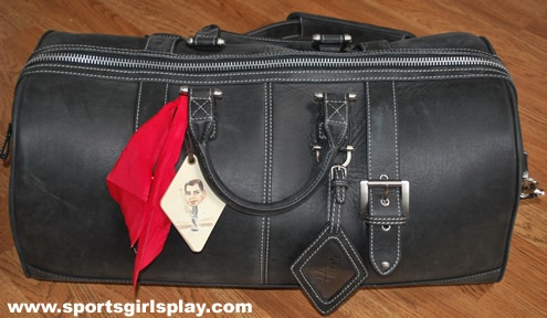 Love this bag!: Girls Plays, Sports Girls