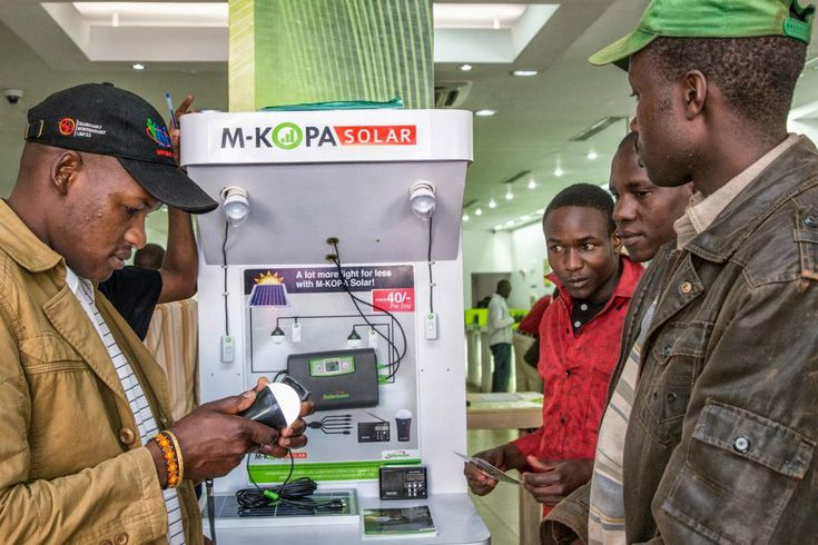 In a bid to bring clean energy to many homes in the rural areas, M-Kopa Solar, a Kenyan company, has enabled the East African community to purchase solar power on their mobile phones.    To acquire a