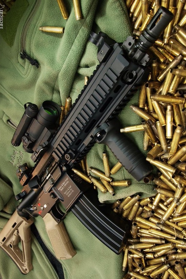 241 best images about tactical firearm rifle ar on - M416 wallpaper ...