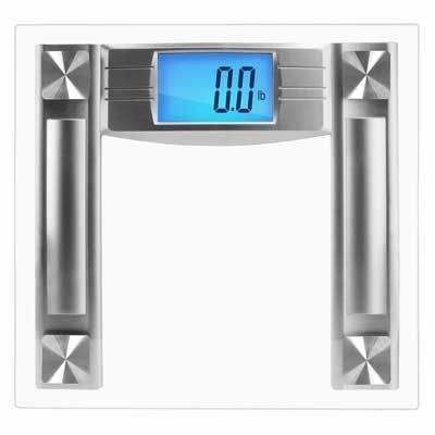 SlimSmart Modern Bathroom Scale