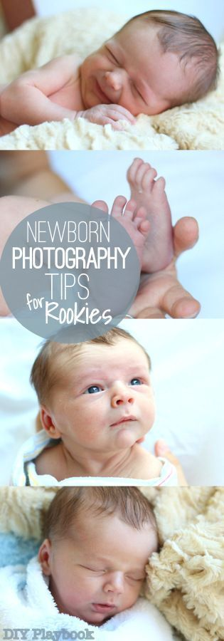 Photography tips | Baby and newborn photo tip to get great photos for your family.