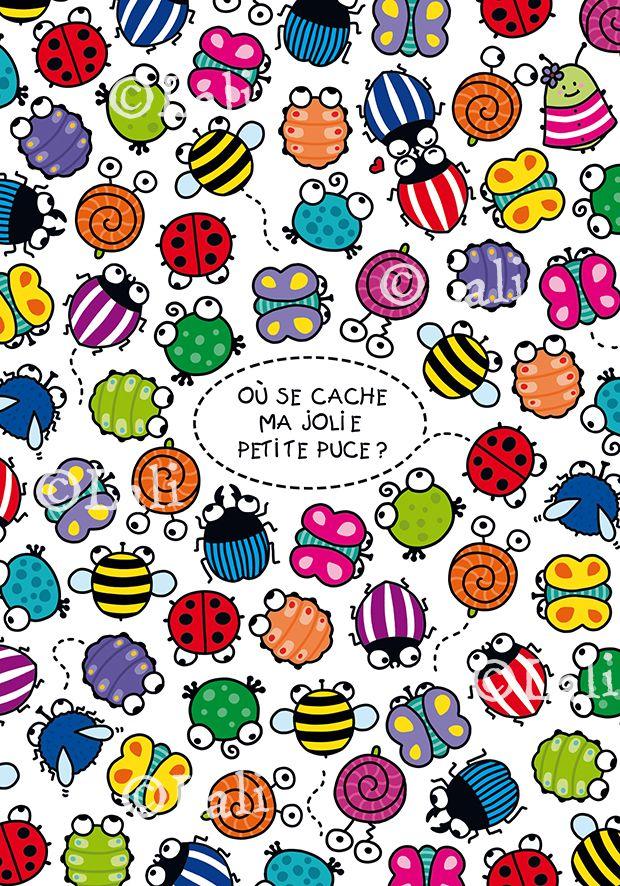 Little flea/Petite puce