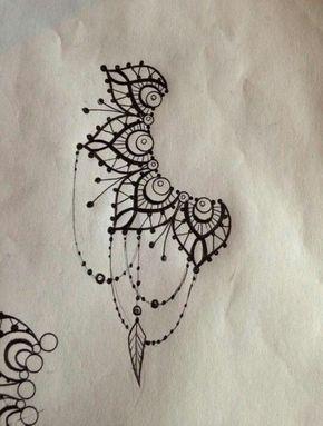 Mandala Tattoo – Meine Tätowierung