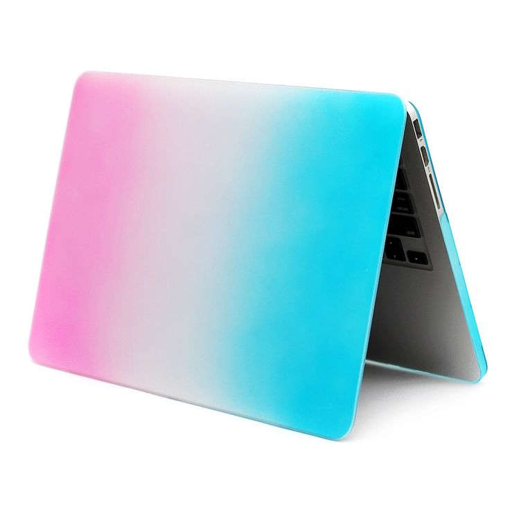 ==> [Free Shipping] Buy Best Hot Sale Rainbow Plastic Hard Shell Case Cover For Apple Macbook Pro with Retina 15.4 inch Protective Anti-Dust Laptop Bag Online with LOWEST Price | 32807675440