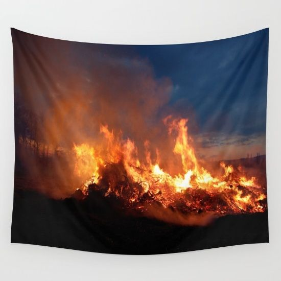 Buy Old Custom to Easter  Wall Tapestry by Tanja Riedel. Worldwide shipping available at Society6.com. Just one of millions of high quality products available.