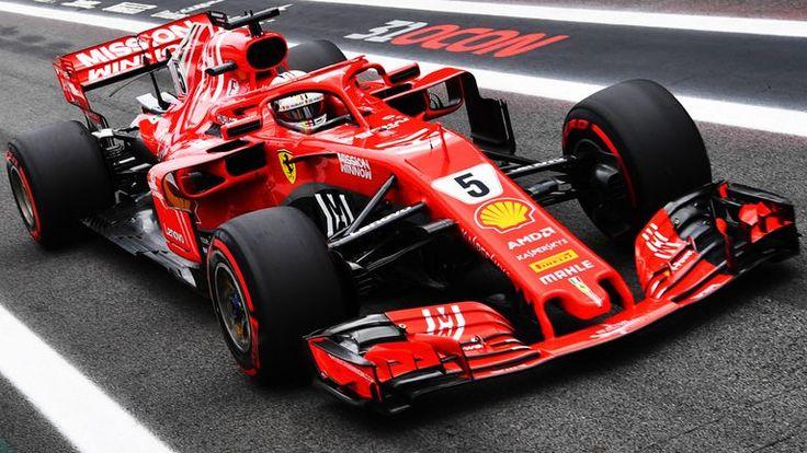 F1 La Ferrari 2019 Dev Essere Ancora Presentata Ma Molti Dettagli Iniziano A Trapelare Formula 1 Gonki Avtomobili Mechty