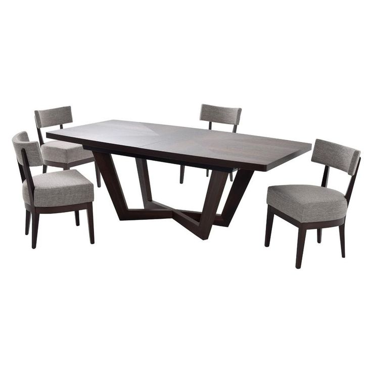 Kadia 5 Piece Formal Dining Set